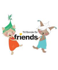 ILT Inläsningstjänst Friends