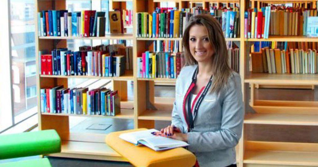 Marija Marinkovic språkgranskare Polyglutt