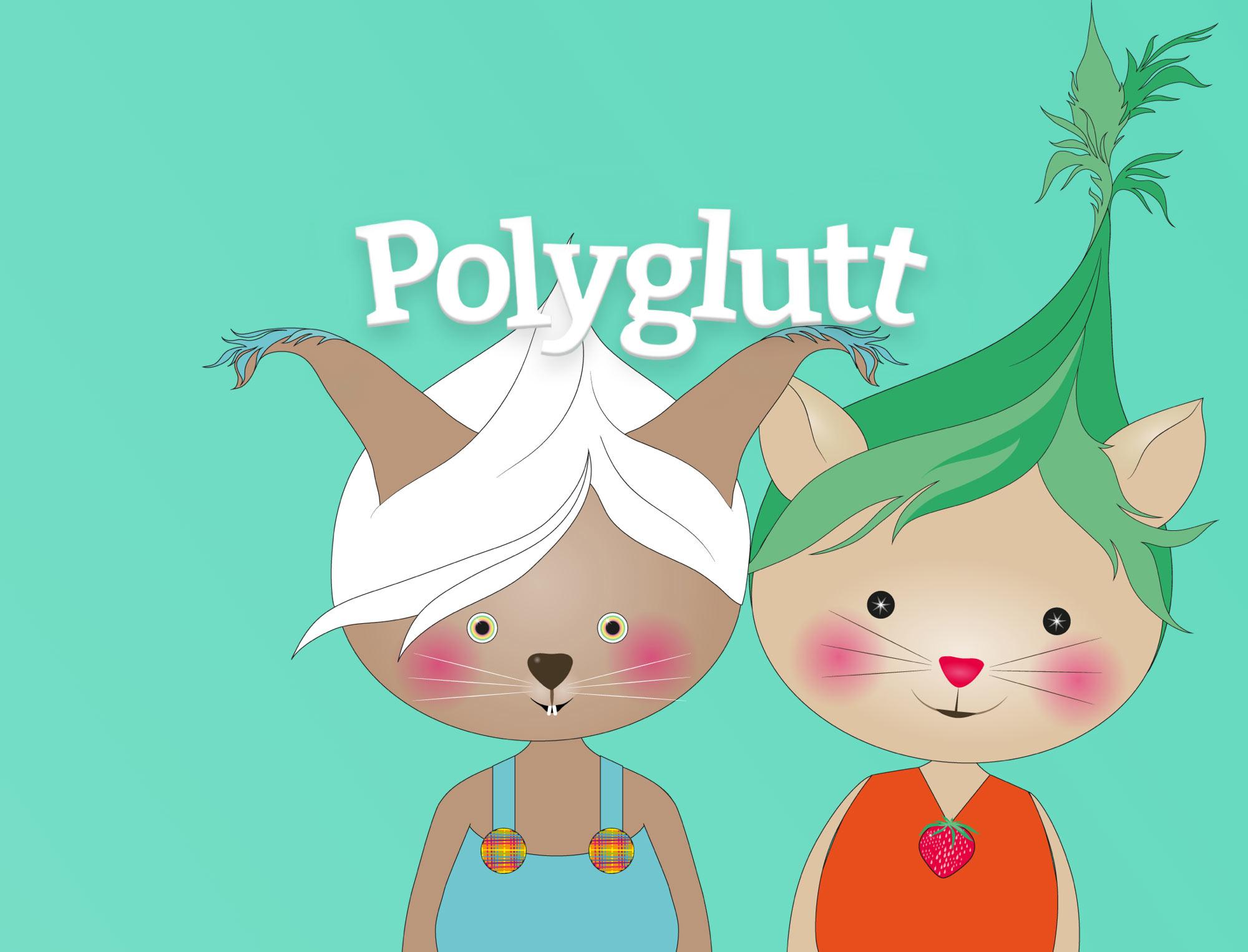 polyglutt, en bilderbokstjänst för förskolan