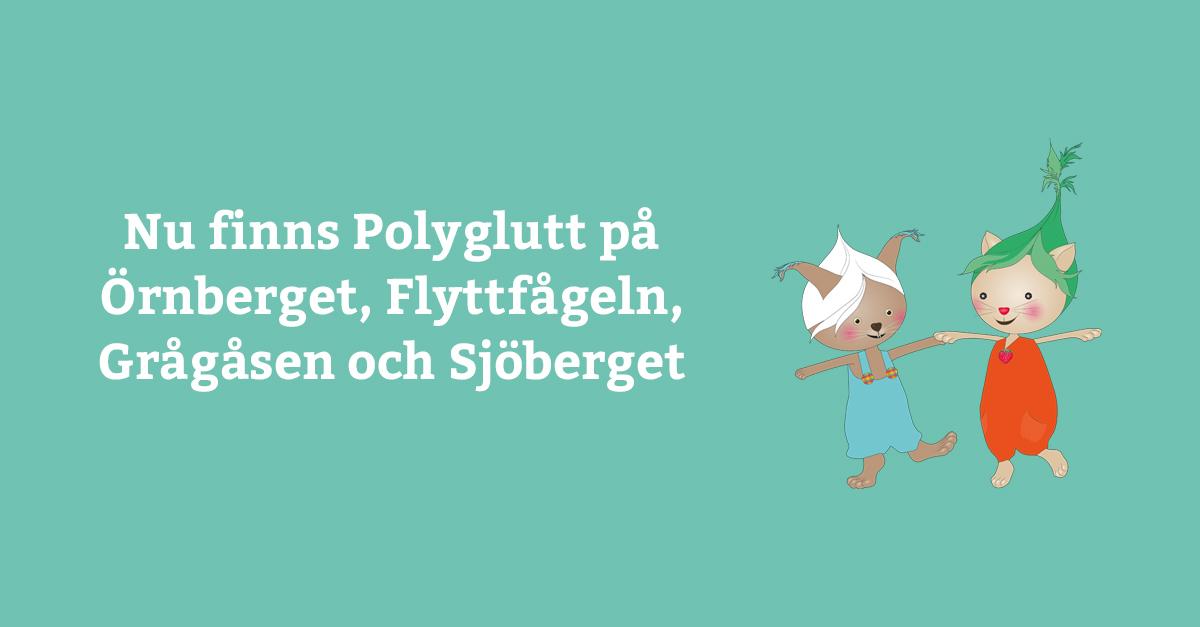 Polyglutt - ILT Inläsningstjänst
